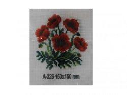 Набір для вшивання хрестиком А5 А326 INL ТМКИТАЙ