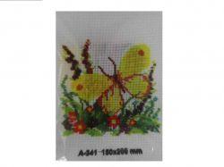 Набір для вишивання хрестиком А5 - А-341 INL ТМКИТАЙ