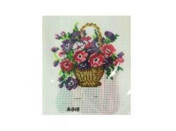 Набір для вшивання хрестиком А5 А345 INL ТМКИТАЙ