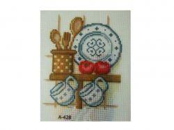 Набір для вишивання хрестиком А5 - А-428 INL ТМКИТАЙ