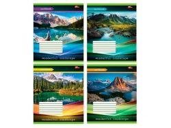 Зошит 18 лінія green (20 шт) арт.2322л ТММрії Збуваються