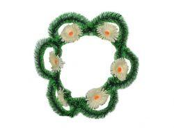 Вінок поминальний Сонечко супер 6 квітів ТМХАРКІВ