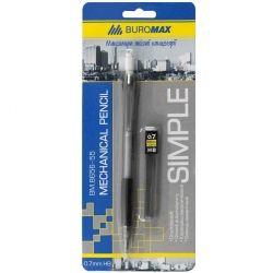 Олівець механічний SIMPLE 0,7мм ТМBUROMAX