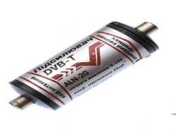 Підсилювач DVBT2 ALN20 герметичний 25дБ (512V) ТМКИТАЙ