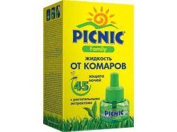 Рідина від комарів 30 мл (45 ночей) Picnic Family ТМPICNIC