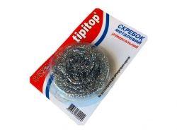 Скребок кухонний Блістер tipitop 10 грам (корозійностійка сталь) ТМТИТА