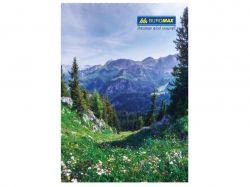 Книга обліку 96 арккліт.газ. А4, BM.2430 ТМBUROMAX