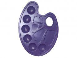 Палітра для малювання, фіолетовий ZB.692007 ТМZiBi