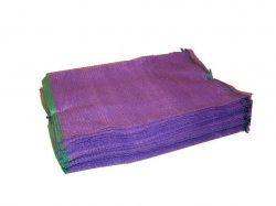 Сітка овочева 20кг 60х40 (100шт) фіолетова ТМУКРАЇНА