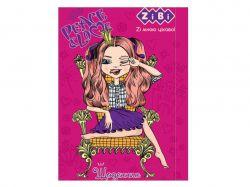 Щоденник шкільний PRINCESS, А5, 40арк, SMART Line ZB.13124 ТМZiBi