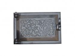 Дверцята чавунні піддувні (попільник) 240х165 ТМВОДОЛІЙЯП