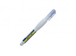 Коректорручка, 5мл., мет. кінчик BM.1058 ТМBUROMAX