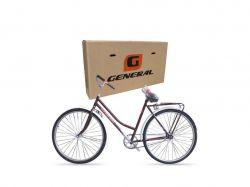 Велосипед 28 Комфорт Жіночий (бордо) ТМGeneral