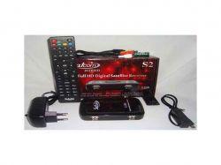 Супутниковий тюнер 4110 HD Прошитий IPTV ТМSATCOM