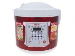 Мультиварка SATURN ST-MC9208-Red