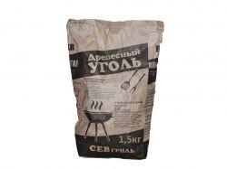 Деревне вугілля 1,5кг ТМХАРЬКОВ