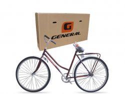 Велосипед 28 Комфорт Жіночій (синій) ТМGENERAL