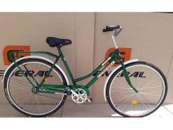 Велосипед 28 Люкс Жіночій (бордо) ТМGeneral