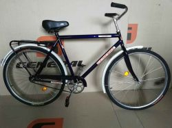 Велосипед 28 Люкс Чоловічий (бордо) ТМGeneral - Картинка 1