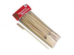 Палочка бамбукова для шашлику L 195мм (уп 50 шт) 0277 ТМEMPIRE