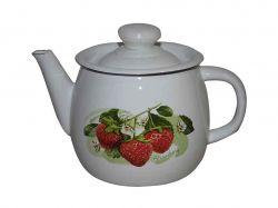 Чайник емальований 1л/2 Лісова ягода (I2707/2) ТМIDILIA