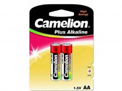 Батарейка LR 6/2 BL (Plus Alkaline) ТМCAMELION