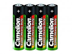 Батарейка R03/4 Shrink (Green) ТМCAMELION