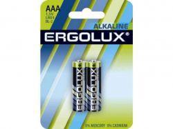 Батарейка LR 03/2 BL Alkaline ТМERGOLUX