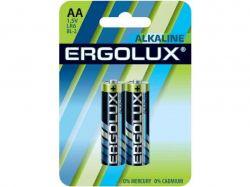 Батарейка LR 6/2 BL Alkaline ТМERGOLUX