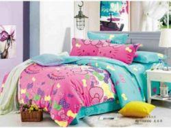 Комплект п/б Hello Kitty дитячий 1,5-спальний сатин 72-191-027 ТМКИТАЙ