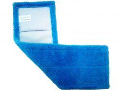 Насадка для швабри з мікрофібри синя SUN1902 blue ТМDream Land U