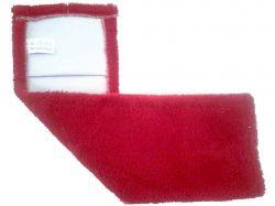 Насадка для швабри з мікрофібри червона SUN1902 red ТМDream Land U