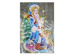Декор новорічний паперовий 24 * 37см R87315 ТМSTENSON