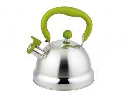 Чайник Con Brio CB411 зелёный 2.7л - Картинка 1