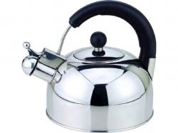 Чайник зі свистком СВ402 S, 2,5 л., Індукція ТМCON BRIO