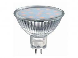 Лампа світлодіодна MR16 4W, 3000K, GU5.3 LED-217 ТМSVOYA