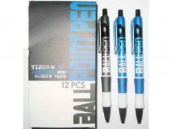 Ручка кулькова Tizo-Harmony (12 шт/уп) синя TB258 258 ТМУкраїна