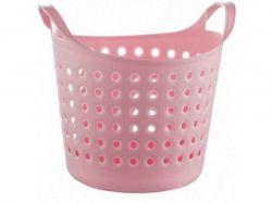 Кошик Soft 4,1л арт. ІК-308 рожева ТМBerossi