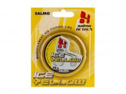 Ліска моно зимова HI-TECH ICE YELLOW 0,17 /3,05кг./ 30м ТМSALMO