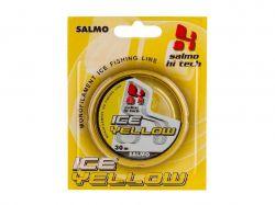 Ліска моно зимова HI-TECH ICE YELLOW 0,22 /4,55кг./ 30м ТМSALMO
