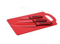 Набір ножів 4пр RB-2597-RD ТМRENBERG