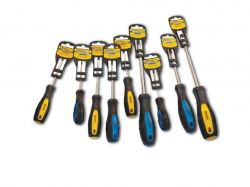 Викрутка Craft двокомпонентна ручка, SL 5 х 75мм 27-009 ТМHT TOOLS
