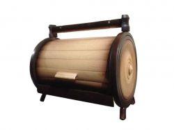Хлібниця деревяна Бочка ТМЧЕРНІВЦІ