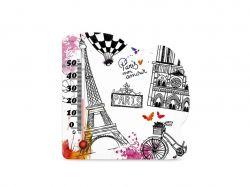 Термометр кімнатний на магніті Париж П-21 ТМСТЕКЛОПРИБОР