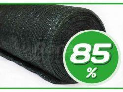Сітка затінююча 85% затінювання зелена 6 х 50 м ТМAGREEN