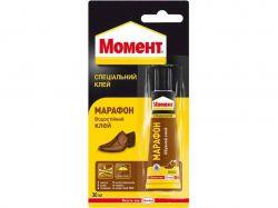 Клей МОМЕНТ-МАРАФОН Водостійкий 30мл 9288 ТММОМЕНТ