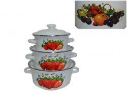 Набір ем. посуду 3-х предм. №762 Вітамінка ТМIDILIA