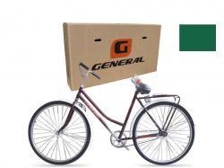 Велосипед 28 Комфорт Жіночій (зелений) ТМGENERAL