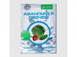 Добриво Авангард Овочеві 30мл ТМУКРАВІТ