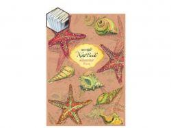 Записна книжка KRAFT В6, 36 арк. клітинка CL6136K-003 (центр. шов) ТМГРАФІКА